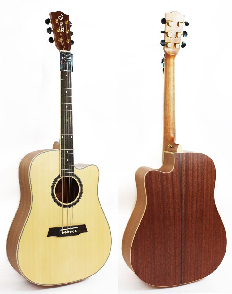 41インチソリッドウッドのアコースティックギター中国製-ギター問屋・仕入れ・卸・卸売り