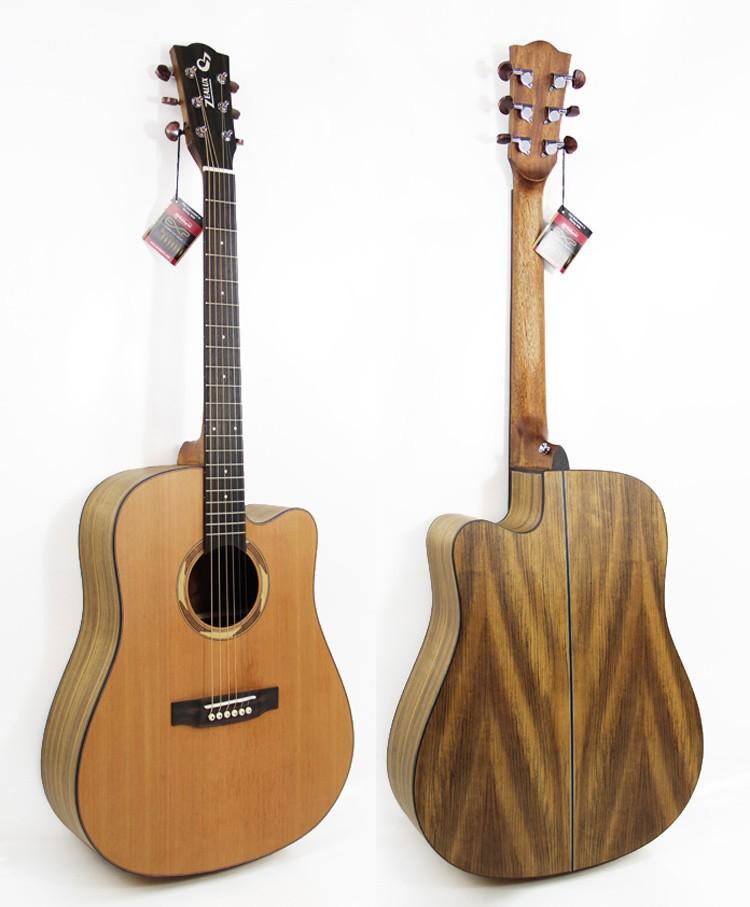 41インチトップ無垢材の楽器ギター-ギター問屋・仕入れ・卸・卸売り