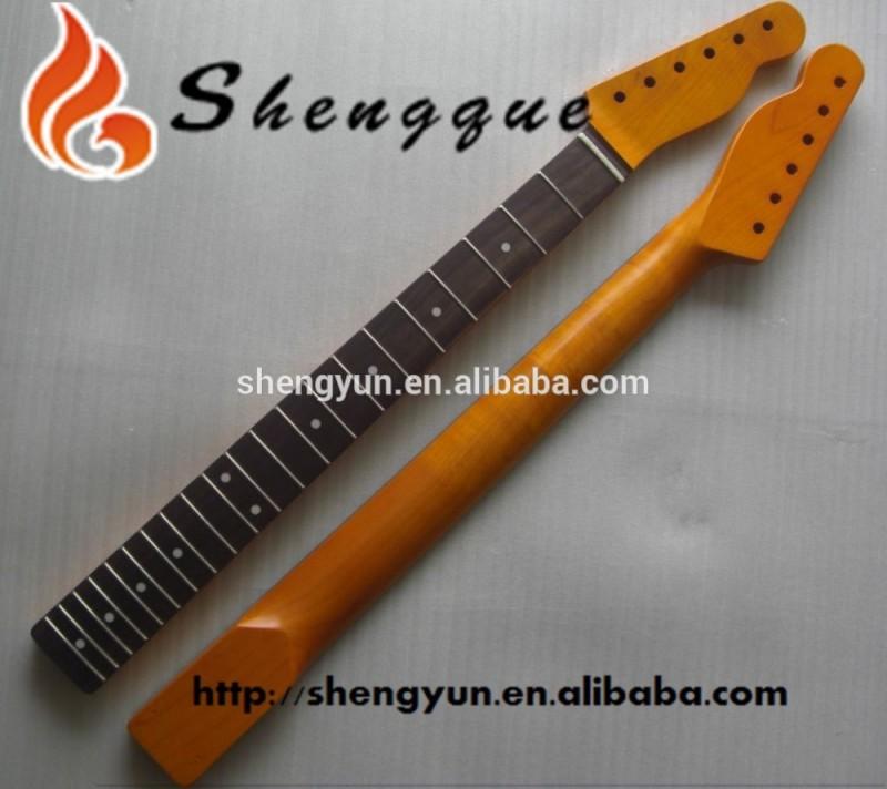 ローズウッドshengqueメープルエレクトリックギターのネック-ギター問屋・仕入れ・卸・卸売り