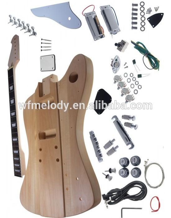 Firebird の エレキ ギター キット/diy ギター-ギター問屋・仕入れ・卸・卸売り