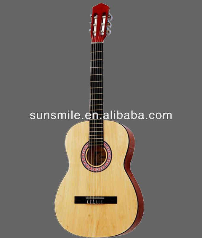 見事なsunsmilesc390クラシックギター-ギター問屋・仕入れ・卸・卸売り