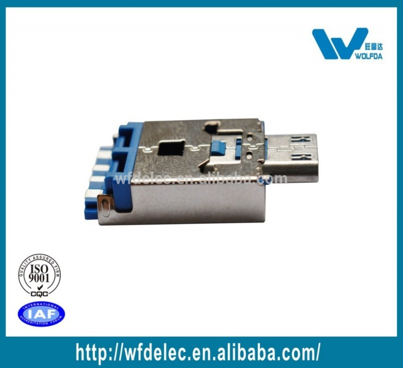 Usb3.0マイクロbプラグ2in1コネクタ-コネクタ問屋・仕入れ・卸・卸売り