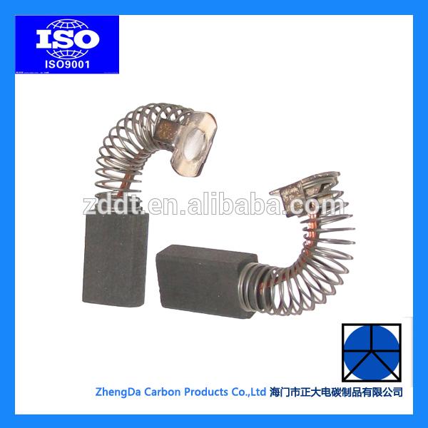 電気カーボンブラシ電動工具用スペアパーツ長い生命時間-電装部品問屋・仕入れ・卸・卸売り