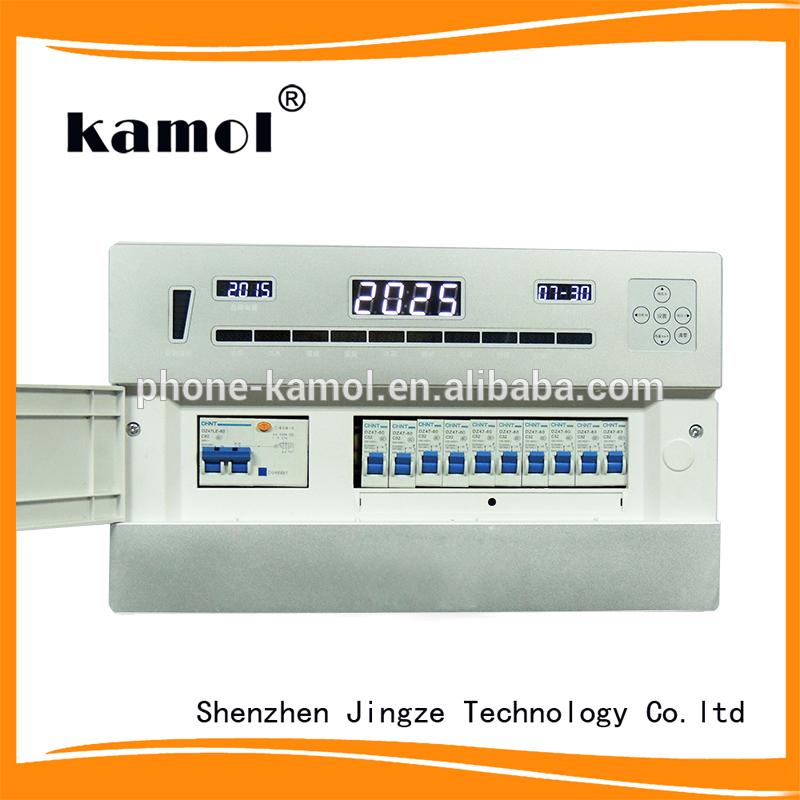カスタマイズされたスマートホームオートメーションシステムスマート分布ボックスappリモコン用ホーム-配電設備問屋・仕入れ・卸・卸売り