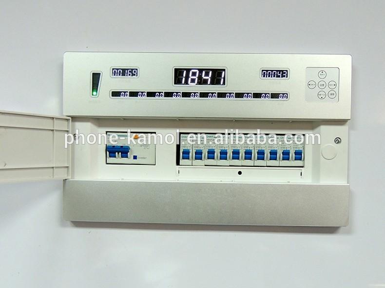電話制御スマート電気ボックスワイヤレスリモートzigbeeホームオートメーション-配電設備問屋・仕入れ・卸・卸売り