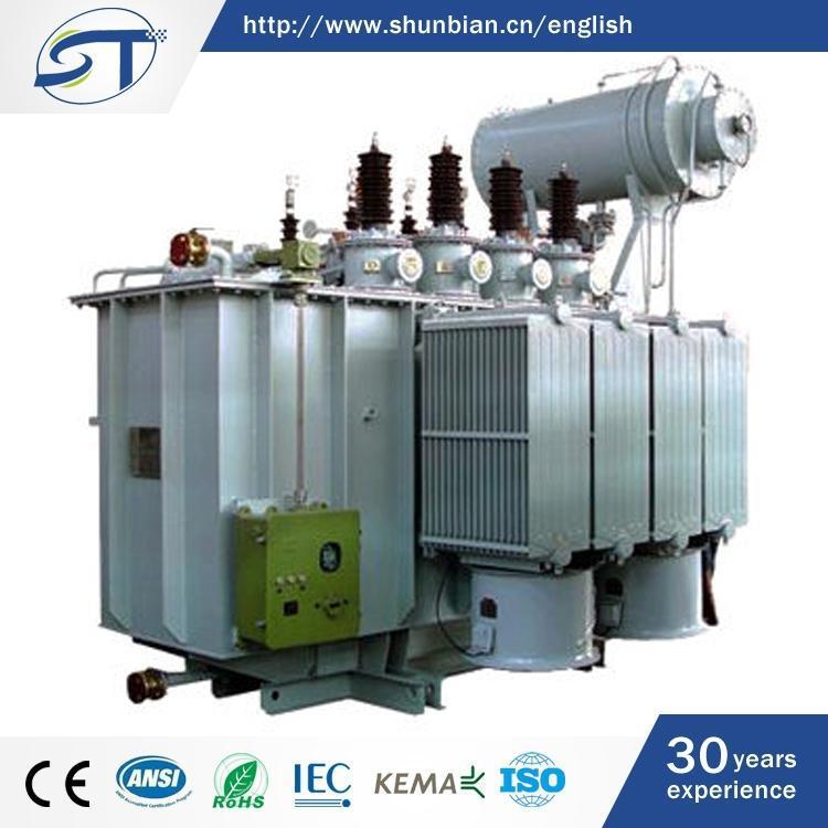 工場での販売のための中国の電気機器3相15kvの完全密封されたオイルの配電用変圧器-変圧器、アダプター問屋・仕入れ・卸・卸売り