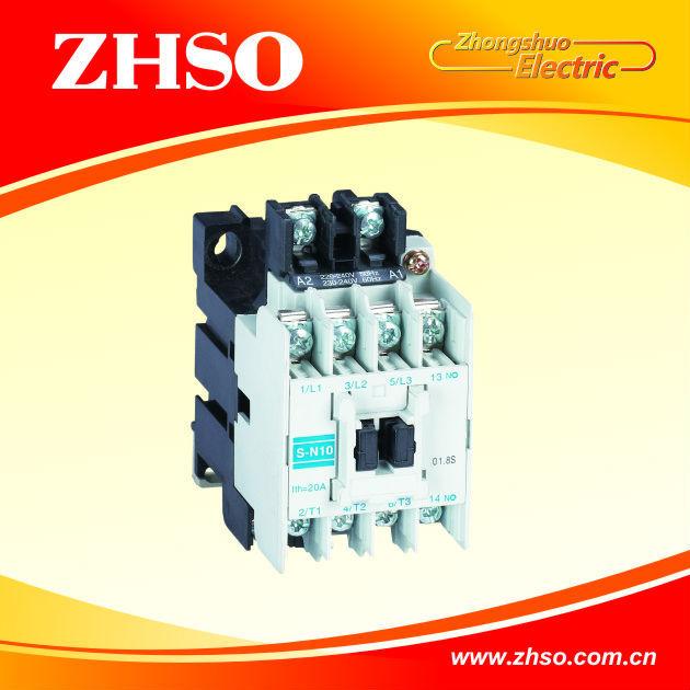 S-n10磁気ac接触器acコンタクタタイプ交流電磁接触器の-接触器問屋・仕入れ・卸・卸売り