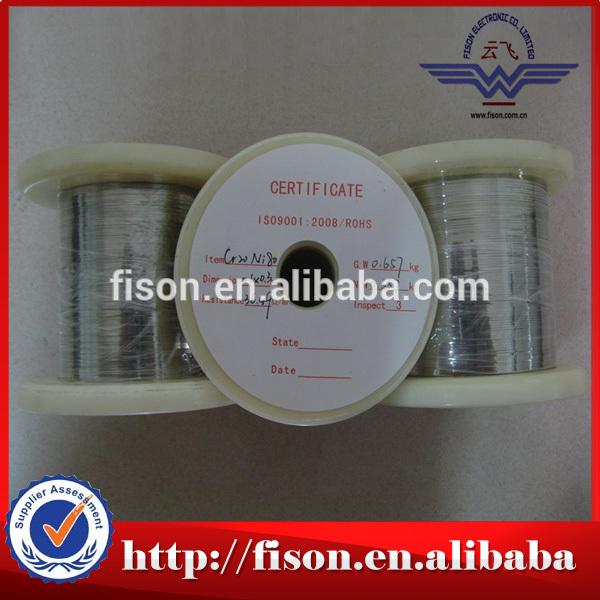 良い品質ニクロム2015/fecral電気加熱ワイヤー-配線器具問屋・仕入れ・卸・卸売り