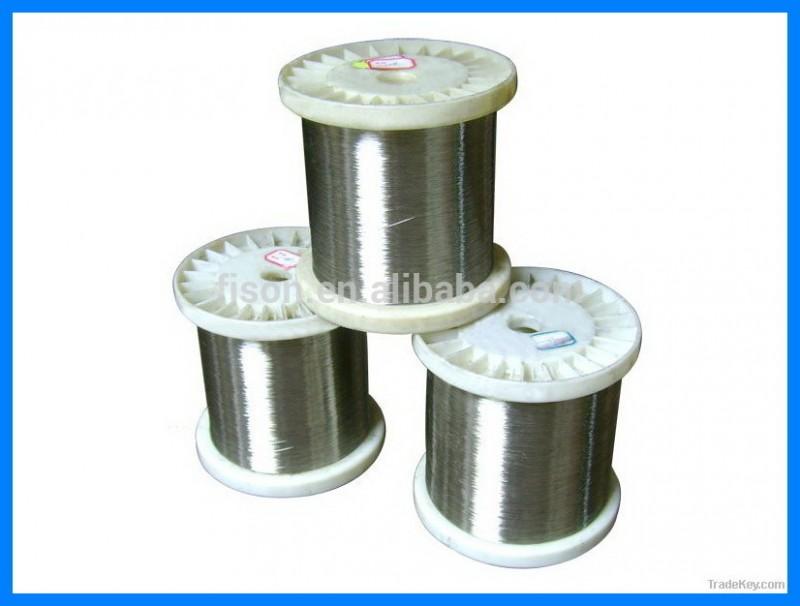高品質0.3x0.05mmni80cr20ニクロムフラット電熱線-配線器具問屋・仕入れ・卸・卸売り