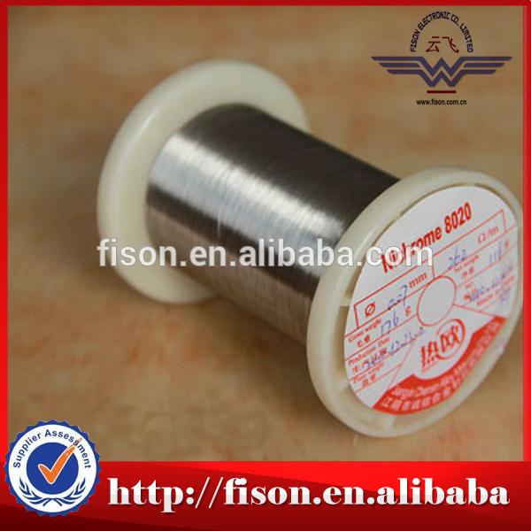 Ni80Cr20電気抵抗線/ ニッケル クロム鉄合金線-問屋・仕入れ・卸・卸売り