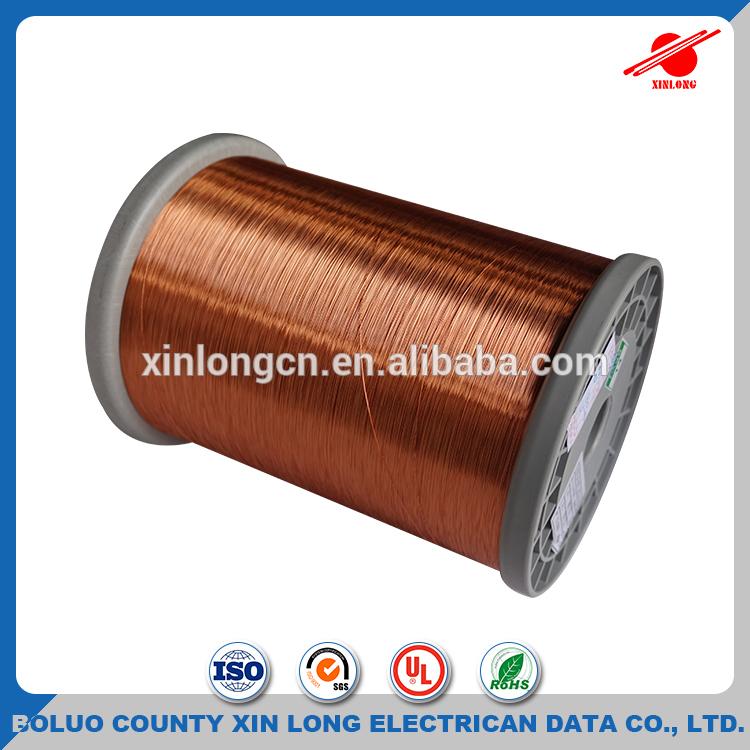 Swgはんだ付け可能な銅色の銅線、 uew/155c用エナメル銅線変圧器-配線器具問屋・仕入れ・卸・卸売り