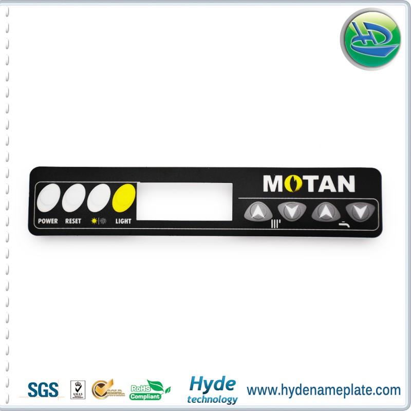 カスタム印刷接着剤防水メンブレンスイッチ用-押しボタンスイッチ問屋・仕入れ・卸・卸売り