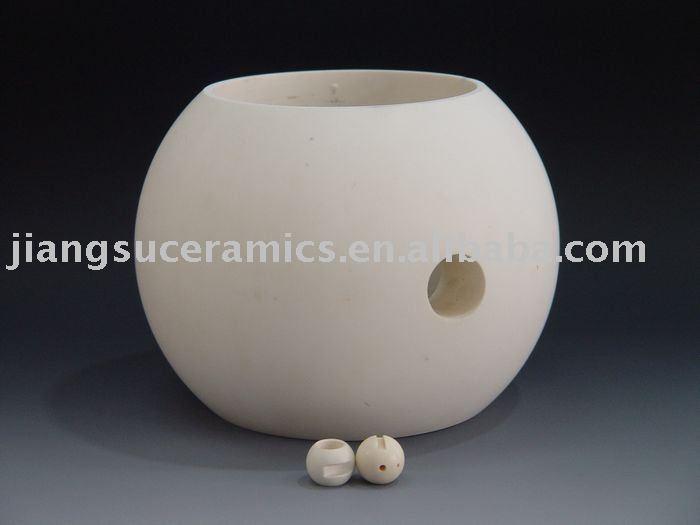 ジルコニア高硬度、耐摩耗性セラミックバルブセラミックボール-バルブ問屋・仕入れ・卸・卸売り