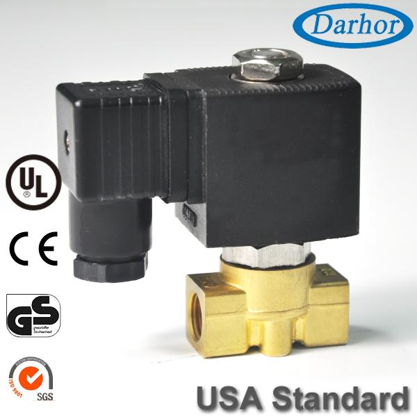 """Dhsm311/8"""" 1/4『 蒸気電磁弁、 小さなサイズ-バルブ問屋・仕入れ・卸・卸売り"""
