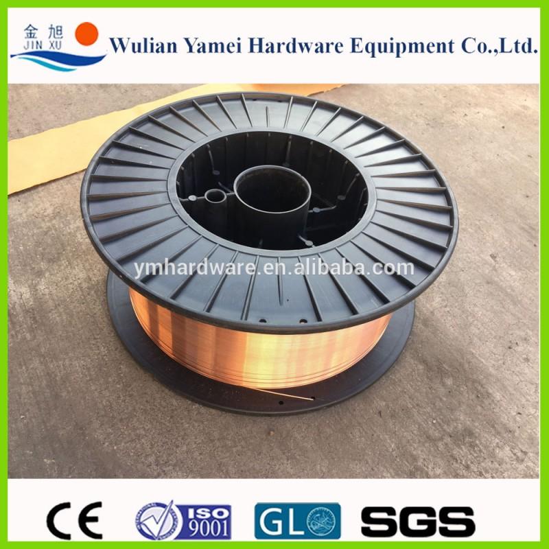 工場価格高品質熱い販売ER70S-6 co2 mig mag溶接ワイヤー-溶接ワイヤ問屋・仕入れ・卸・卸売り