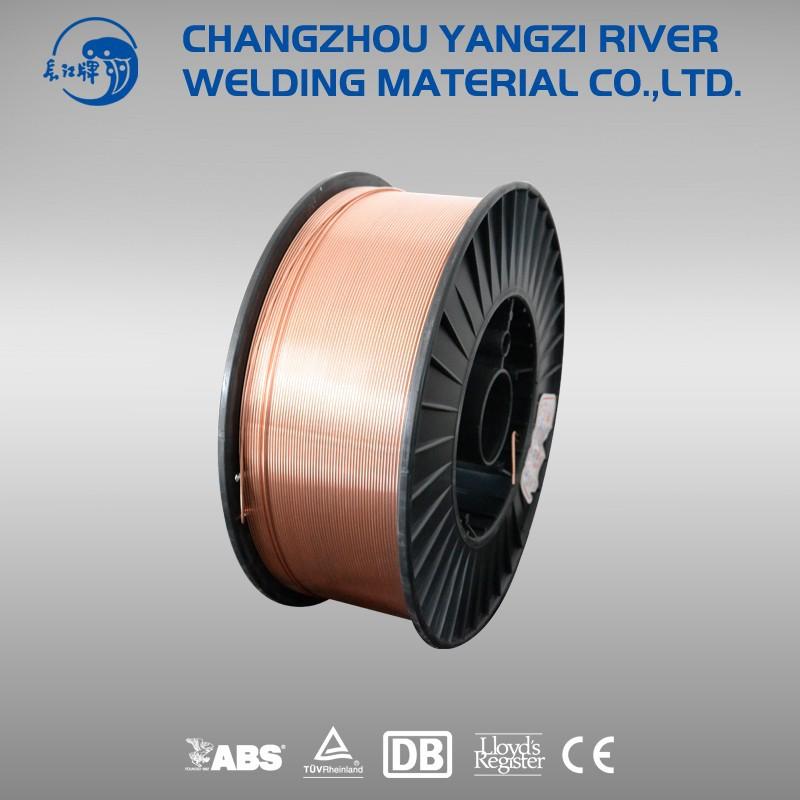 Mig溶接ワイヤーer70s-6用co2 0.8ミリメートル/1.0ミリメートル/1.2ミリメートルdiy-溶接ワイヤ問屋・仕入れ・卸・卸売り