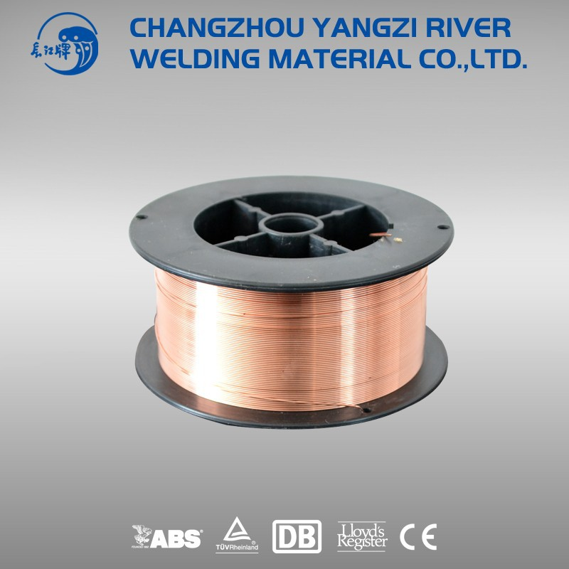 銅被覆mig溶接ワイヤーer70s-6用co2 1.2ミリメートル-溶接ワイヤ問屋・仕入れ・卸・卸売り