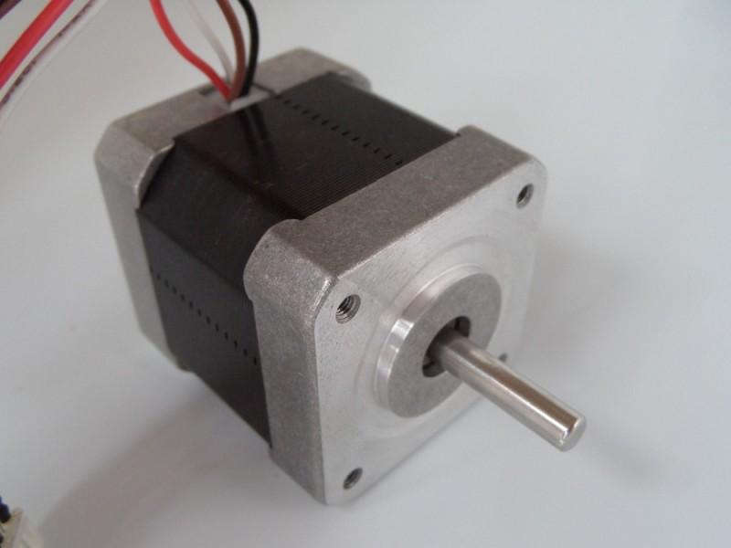 新製品nema 17 (42SHD0441-22) ミニ ステッピングモータ reprap ステップ モータ-ステッピングモーター問屋・仕入れ・卸・卸売り