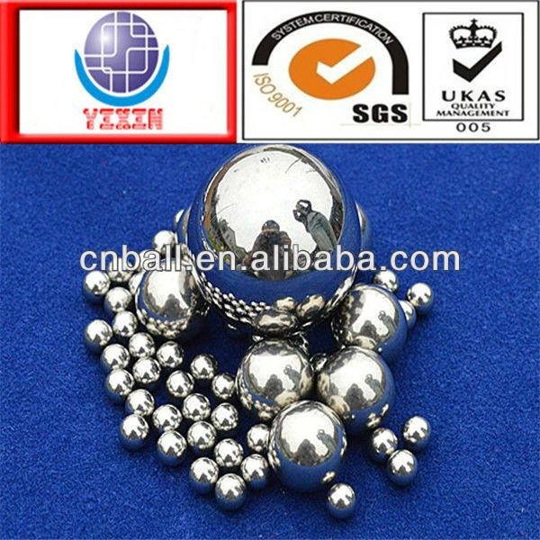 良質プロモーションステンレス鋼湿式粉砕用ボール-ベアリングボール問屋・仕入れ・卸・卸売り