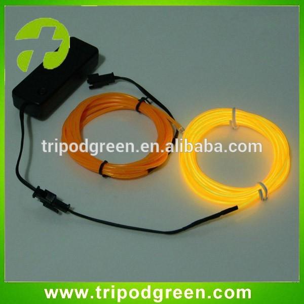 エルワイヤーケーブル、 エルワイヤーネオンロープライト、 保証1年elワイヤー-EL製品問屋・仕入れ・卸・卸売り