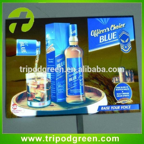 視認性の高い最高品質点滅光elの広告/エルポスター-EL製品問屋・仕入れ・卸・卸売り