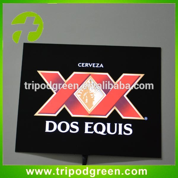 紙に薄いスリム高輝度el看板/エルパネルの広告-EL製品問屋・仕入れ・卸・卸売り