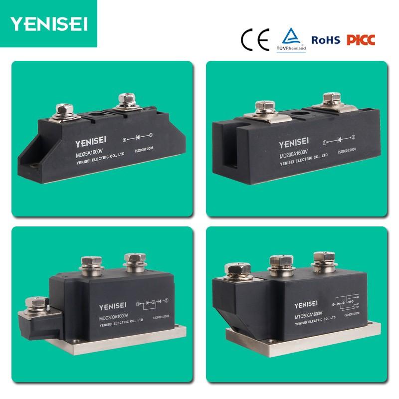 Yeniseiパワー半導体ブリッジ整流サイリスタモジュールpk55fq160-半導体問屋・仕入れ・卸・卸売り
