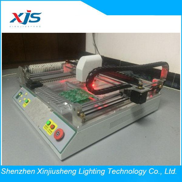 ミニピックアンドプレースマシン、 電球ledメーカーは中国からマシンを作っ-電子電工製品製造設備問屋・仕入れ・卸・卸売り