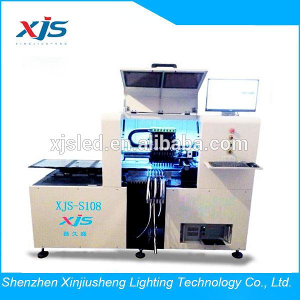 smtピックアンドプレースマシン、 ledライトledが点灯管のためにマシンを作る-電子電工製品製造設備問屋・仕入れ・卸・卸売り
