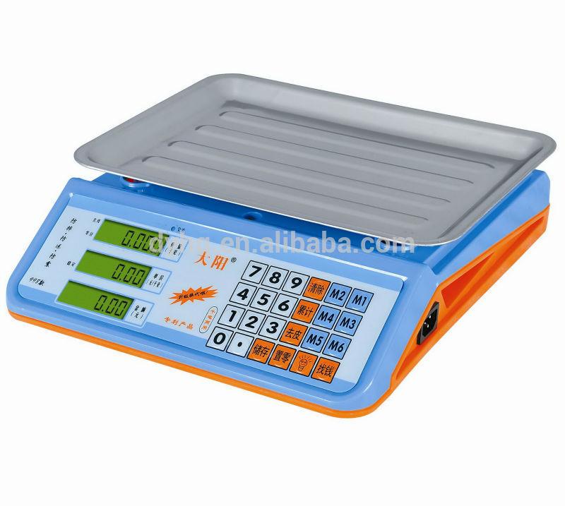 電子価格計算スケールdy-998-はかり問屋・仕入れ・卸・卸売り