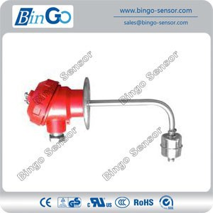 水平設置水位センサー、 ac220v/1a; dc24v/0.5a、 sus304/sus316l-レベル測定器問屋・仕入れ・卸・卸売り