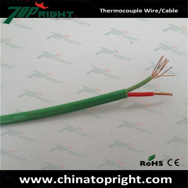 テフロン絶縁kタイプ熱電対延長ケーブル-部品類問屋・仕入れ・卸・卸売り
