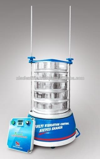 エコ- smartzマルチふるいシェーカー振動制御-試験機問屋・仕入れ・卸・卸売り