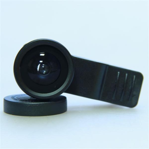 ミニクリップ望遠鏡の対物スマートフォン180度魚眼レンズiphone 6-レンズ問屋・仕入れ・卸・卸売り