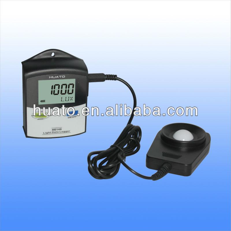 録画機能付きデジタル照度計デジタル照度計データロガールクスメーター-温度計問屋・仕入れ・卸・卸売り