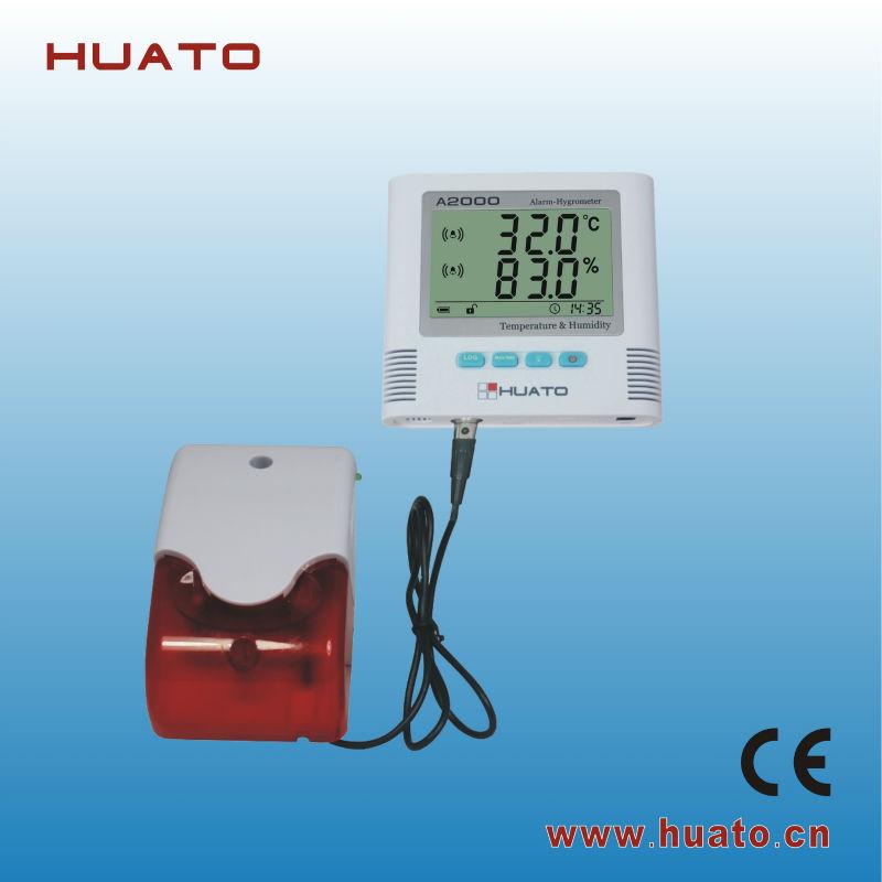 外部アラーム温度湿度計-温度計問屋・仕入れ・卸・卸売り