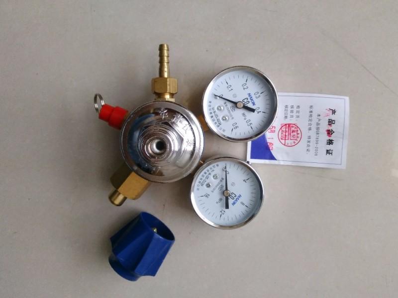 ダブルポインタ金属製の圧力計-圧力計問屋・仕入れ・卸・卸売り