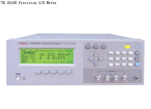 精度デジタルlcrメータTH2816B lcrメータ用試験装置パラメータ50 hz-200 Khz lcrブリッジ/メーター-その他電子計測器問屋・仕入れ・卸・卸売り