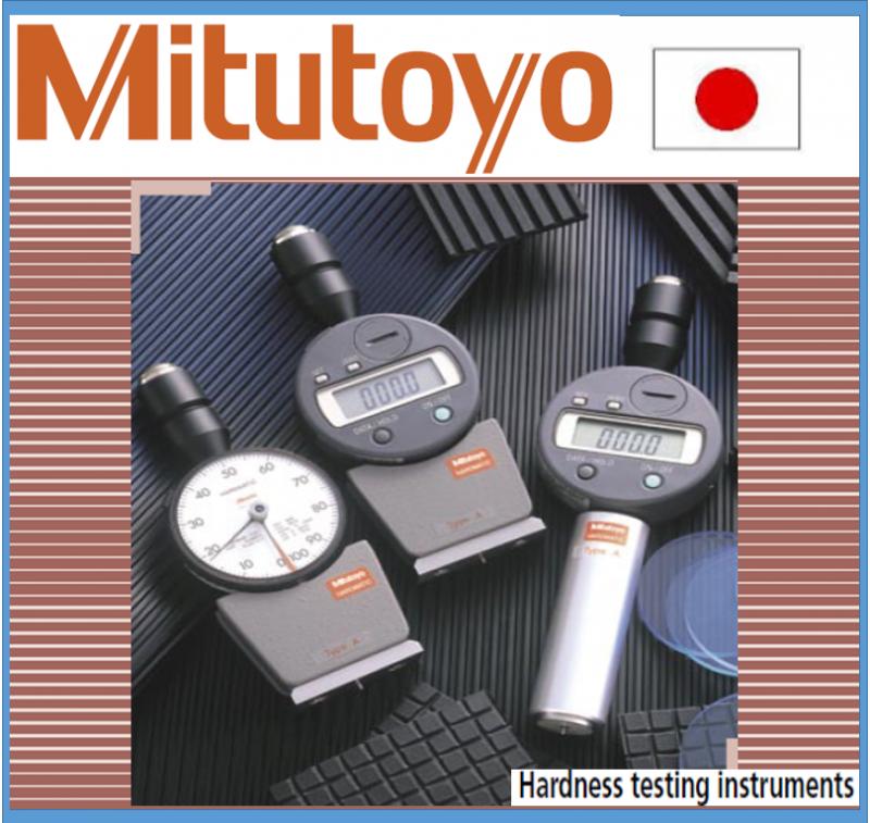 正確かつ信頼性の高い硬度測定ミツトヨ硬度テスト用ゴムとプラスチック-その他電子計測器問屋・仕入れ・卸・卸売り