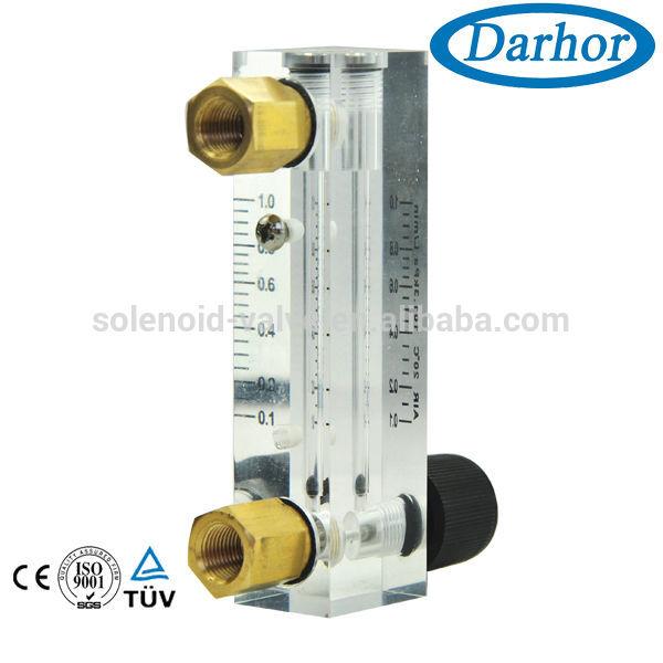 低コストdfg-6t調節可能なパネルのガス流量計、 アクリル水浮子式流量計、 エアフローメータ-フローメーター問屋・仕入れ・卸・卸売り