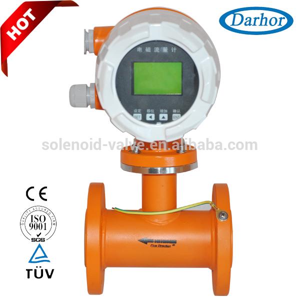 高精度ステンレス製dh1000価格電磁流量計-フローメーター問屋・仕入れ・卸・卸売り
