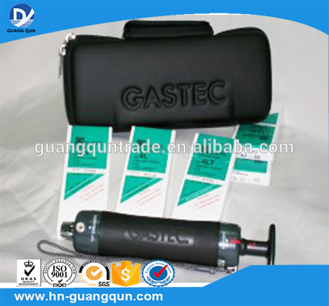 高精度gastecガス検出器チューブシステム/ガスtecポンプとattatchチューブ-ガス分析装置問屋・仕入れ・卸・卸売り
