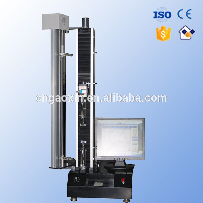 GX-8002-C高精度卓上型サーボ制御材料使用引張試験機器5〜500キログラム-力測定器問屋・仕入れ・卸・卸売り