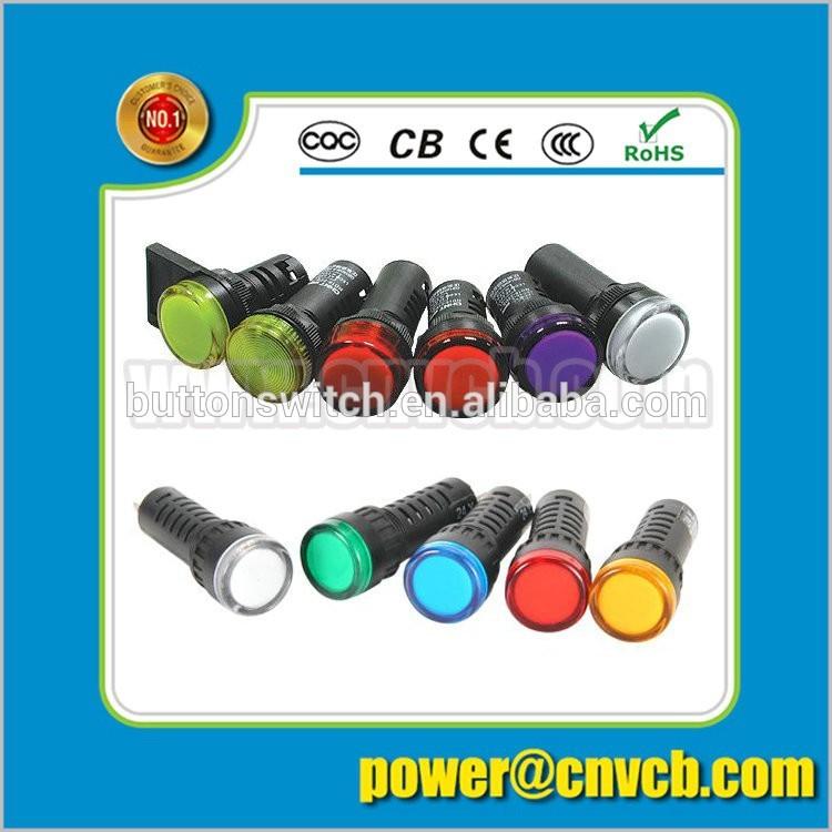 Ccc3v/6v/12v/36v/110v/220vミニライト信号インジケータランプの価格24ボルトled信号灯-その他照明器具問屋・仕入れ・卸・卸売り
