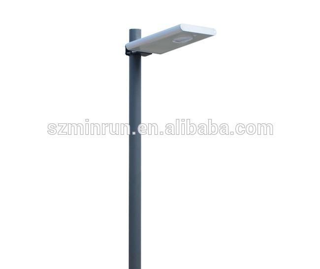 ボッシュからドイツ太陽電池パネル照明8wオールインワンソーラ一体型街灯-街路灯問屋・仕入れ・卸・卸売り