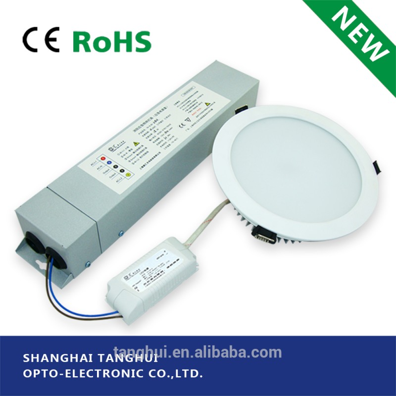 Hotsaleの競争力のある価格上海製造ip65防水緊急ダウンライト販売-非常灯問屋・仕入れ・卸・卸売り