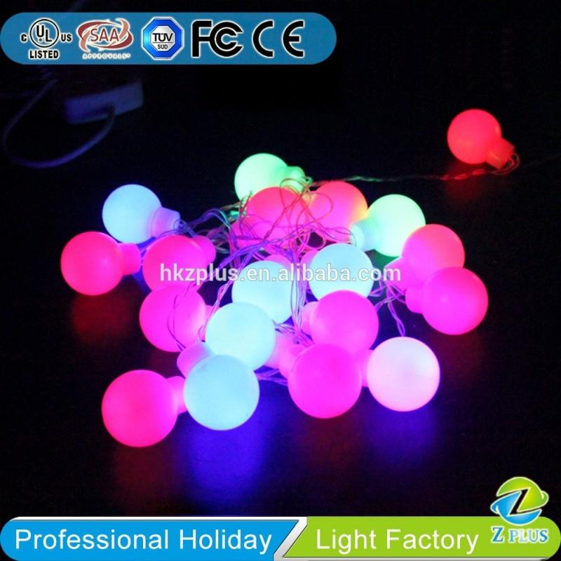 クリスマス装飾変色led銅ストリングライト-パーティー、祭り用照明問屋・仕入れ・卸・卸売り
