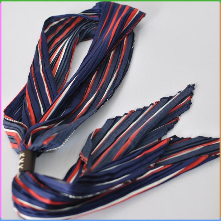 中国のスカーフ女性の秋赤ネイビーと白のスカーフ卸売-マフラー、帽子、手袋セット問屋・仕入れ・卸・卸売り