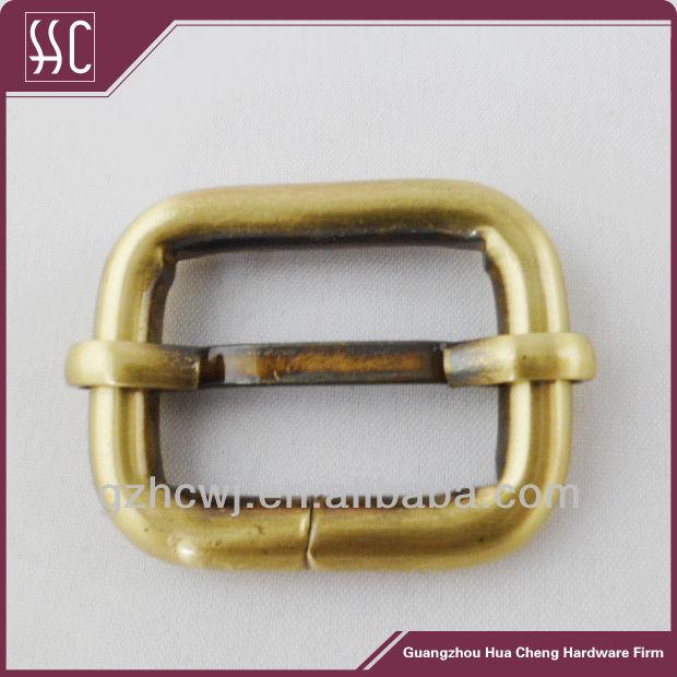 金属アジャスタブルバックル、 ピンバックル、 アンティーク真鍮合金バックルバッグ用-ベルトバックル問屋・仕入れ・卸・卸売り