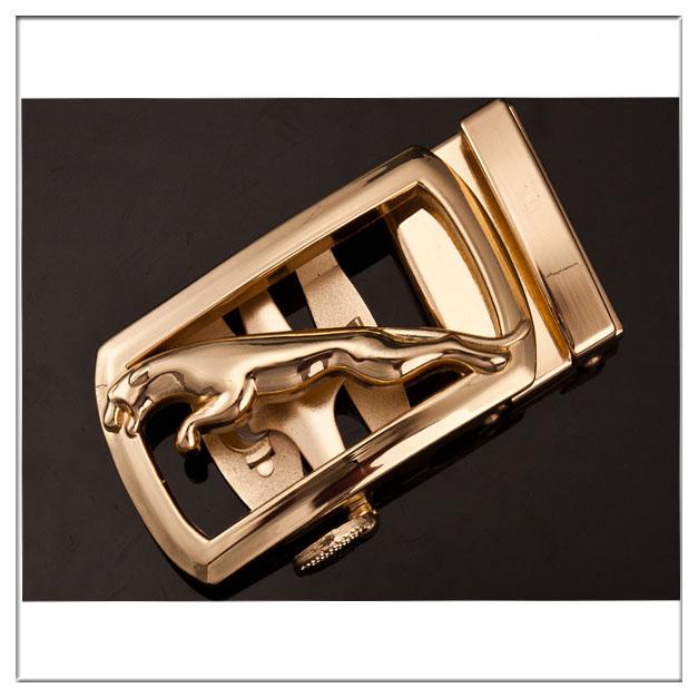 ヒョウのスタイル最新の非常に品質の金ベルトバックル男性用-ベルトバックル問屋・仕入れ・卸・卸売り